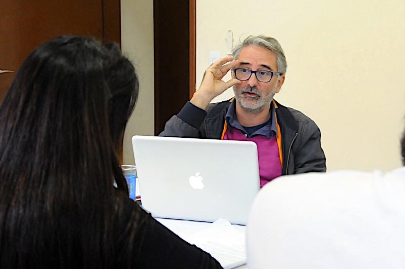 Marcelo Gomes, consultor permanente do programa Histórias que Ficam