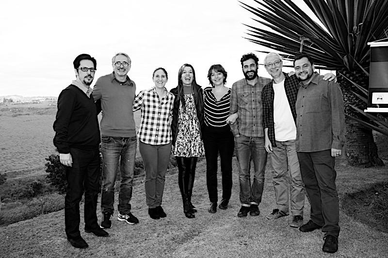Eduardo Gonçalves, Marcelo Gomes, Adriana Schwarz, Renata Druck, Daniela Capelato, Flavio Botelho, Miguel Machalski e André Leonardi