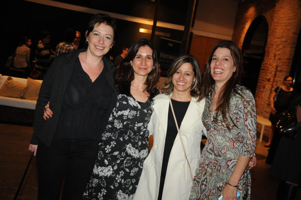 Daniela, Ilana, Carla, Renata