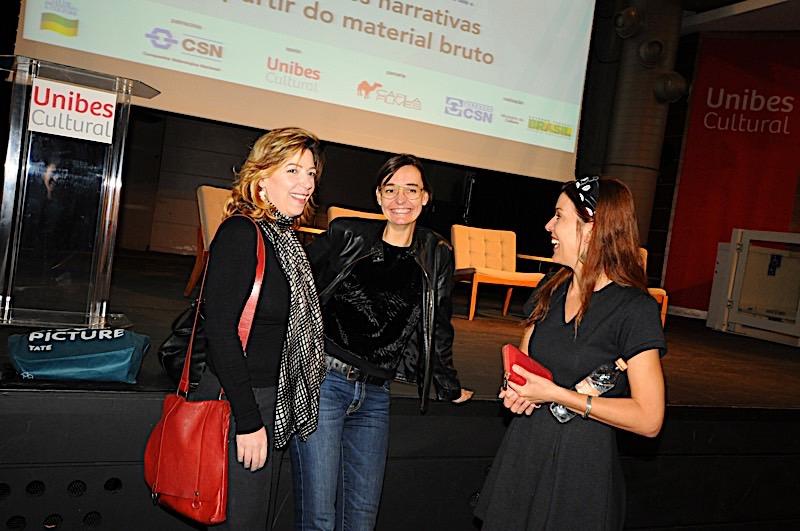 Daniela Capelato, Karen Harley e Renata Druck