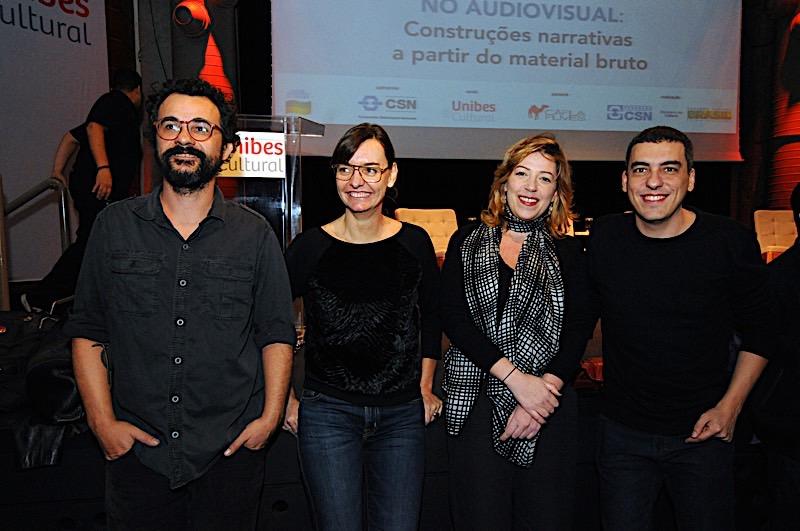 Rodrigo Siqueira, Karen Harley, Daniela Capelato e Daniel Rezende