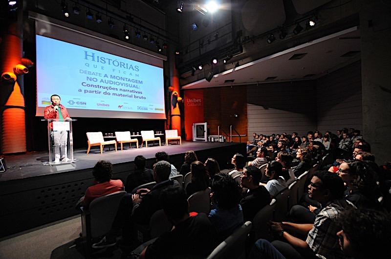 Bruno Assami apresenta o debate
