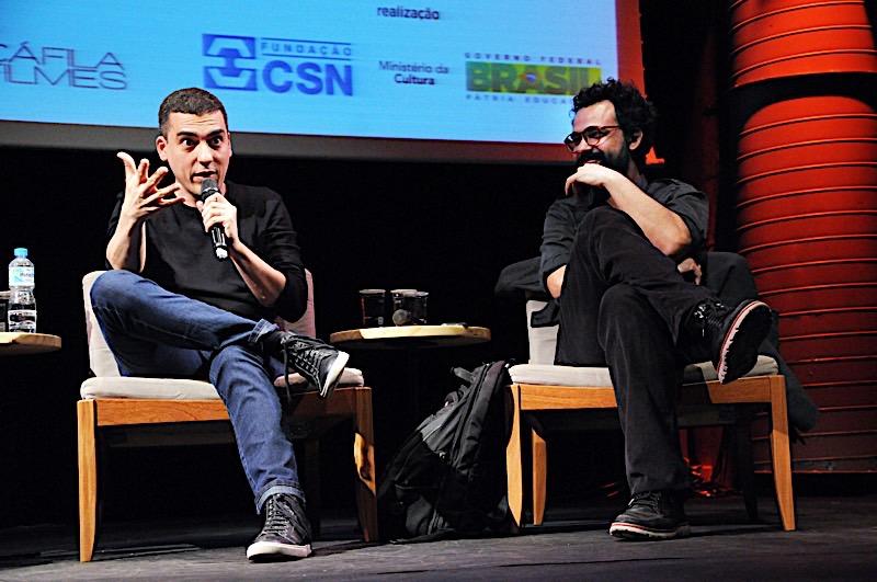 Daniel Rezende e Rodrigo Siqueira