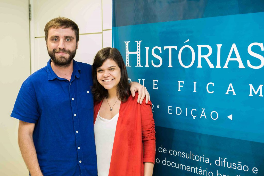Projeto Filmeterapia - Felipe Schultz e Barbara Monteiro
