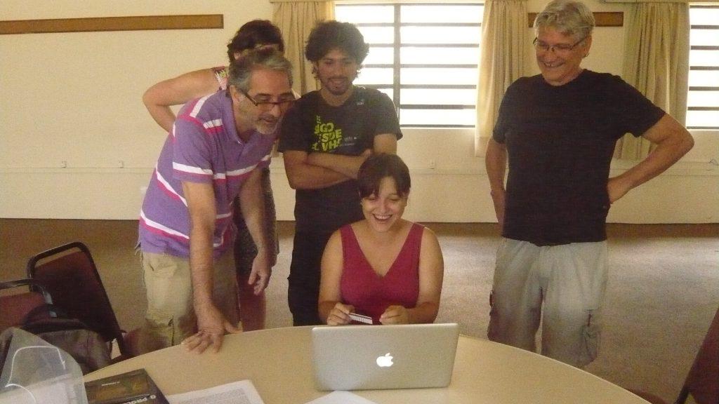 Reunião de Conslutoria com Marcelo Gomes